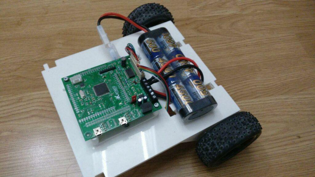 Modulare Roboter mit RODOS - Prototyp